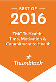 TMC To Health: Voted Best of Personal Trainers 2016 on Thumbtack