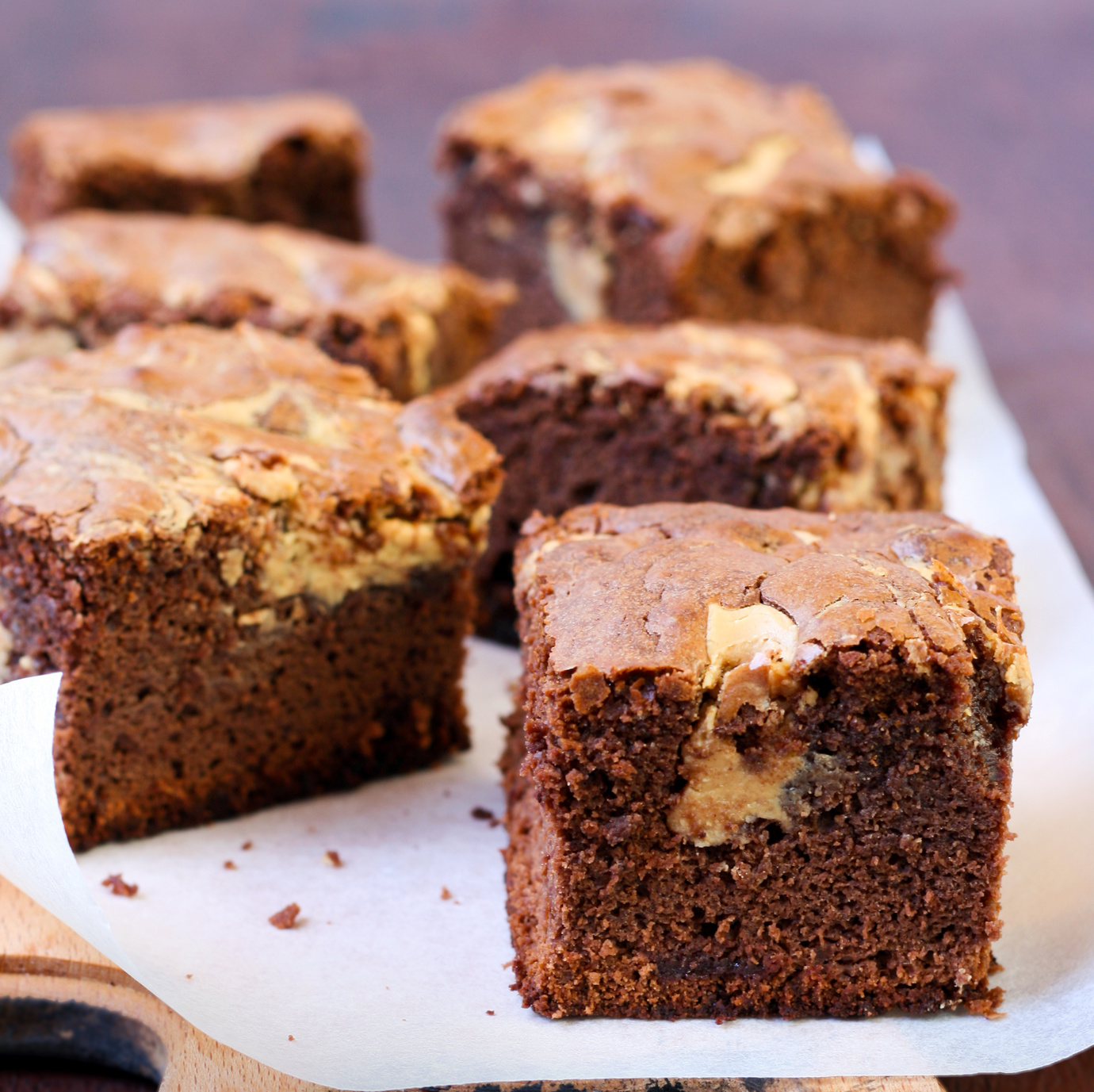 Gluten-Free Peanut Butter Brownies: A Recipe from TMC To Health