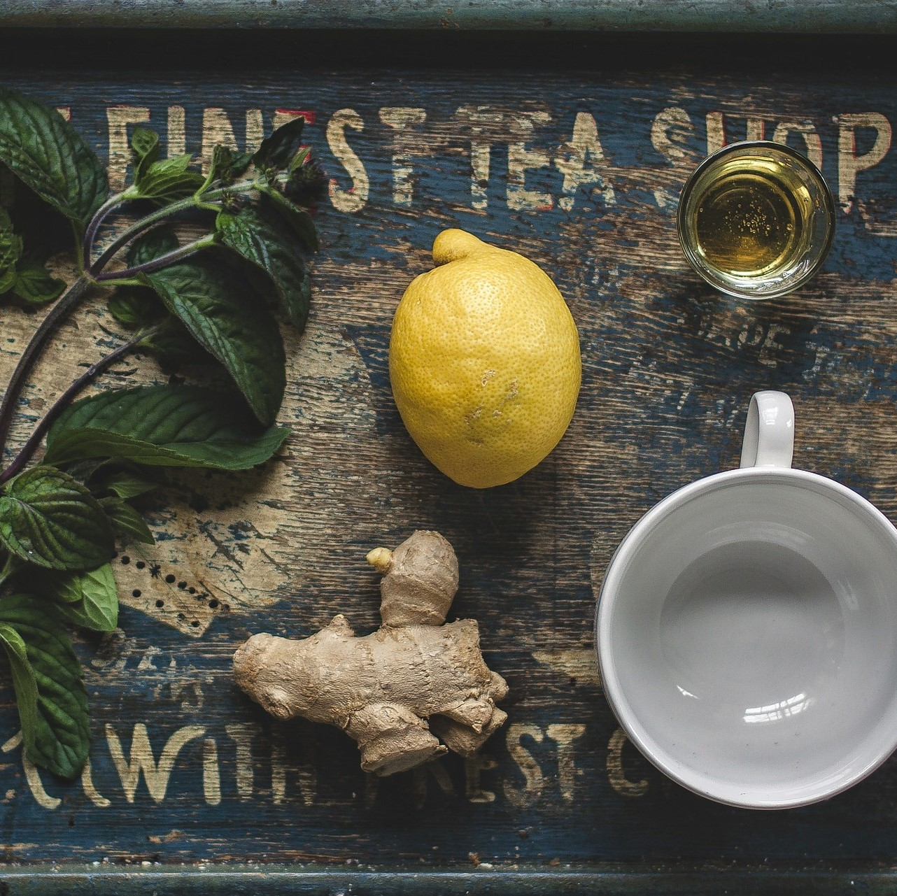 Super Benefits of Lemon Ginger Green Tea