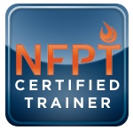 Tina Cotterill, Certified with the National Federation of Personal Trainers